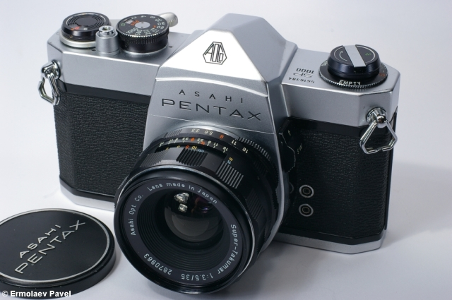 Photo: Asahi Pentax SP1000