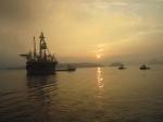 Photo: Sunrise, Rio de Janeiro
