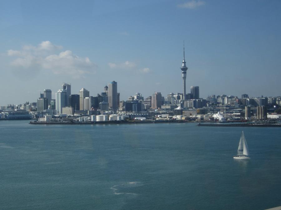 Photo: Auckland, New Zealand